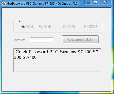 simatic s7 200 plc password crack zip
