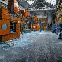 GenieFunGames - Machinery Yard Escape