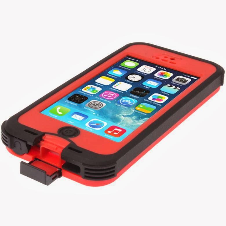 carcasa acuatica iPhone