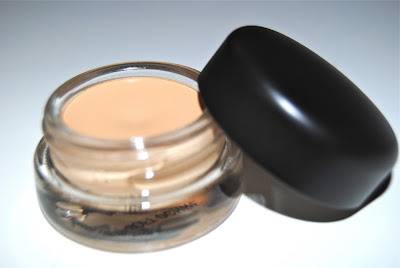 mac soft ocre paint pot
