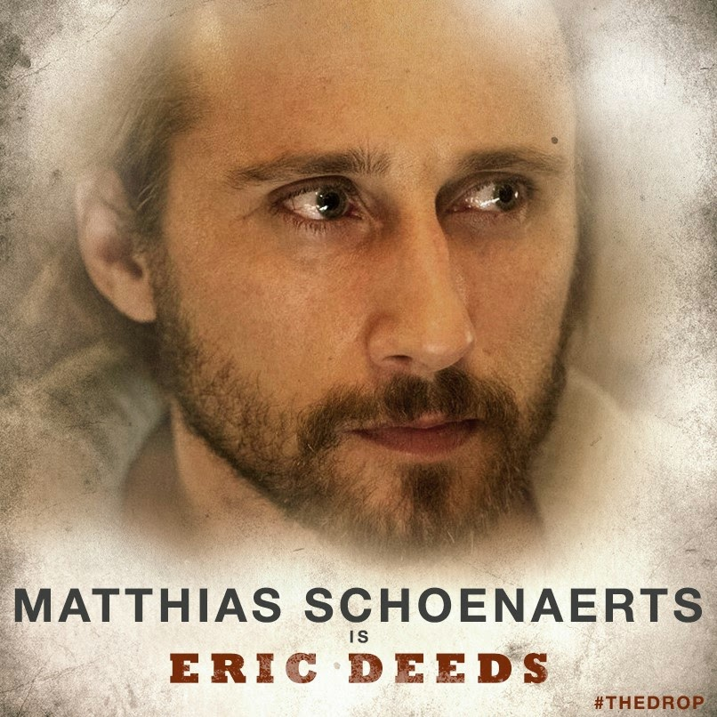 the drop matthias schoenaerts is eric deeds