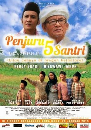 Sinopsis Film Penjuru 5 Santri (2015)