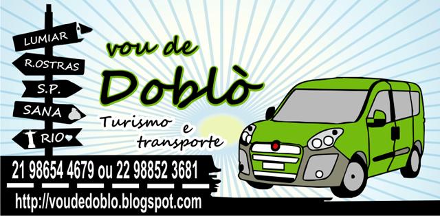 Vou de Doblò. Turismo e Transporte
