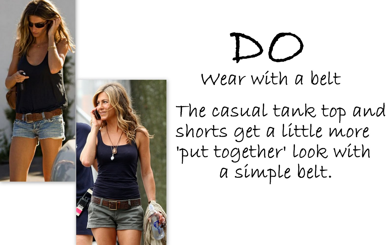 Style-Delights: How To Wear Denim Shorts -Do's And Don'ts Of ...