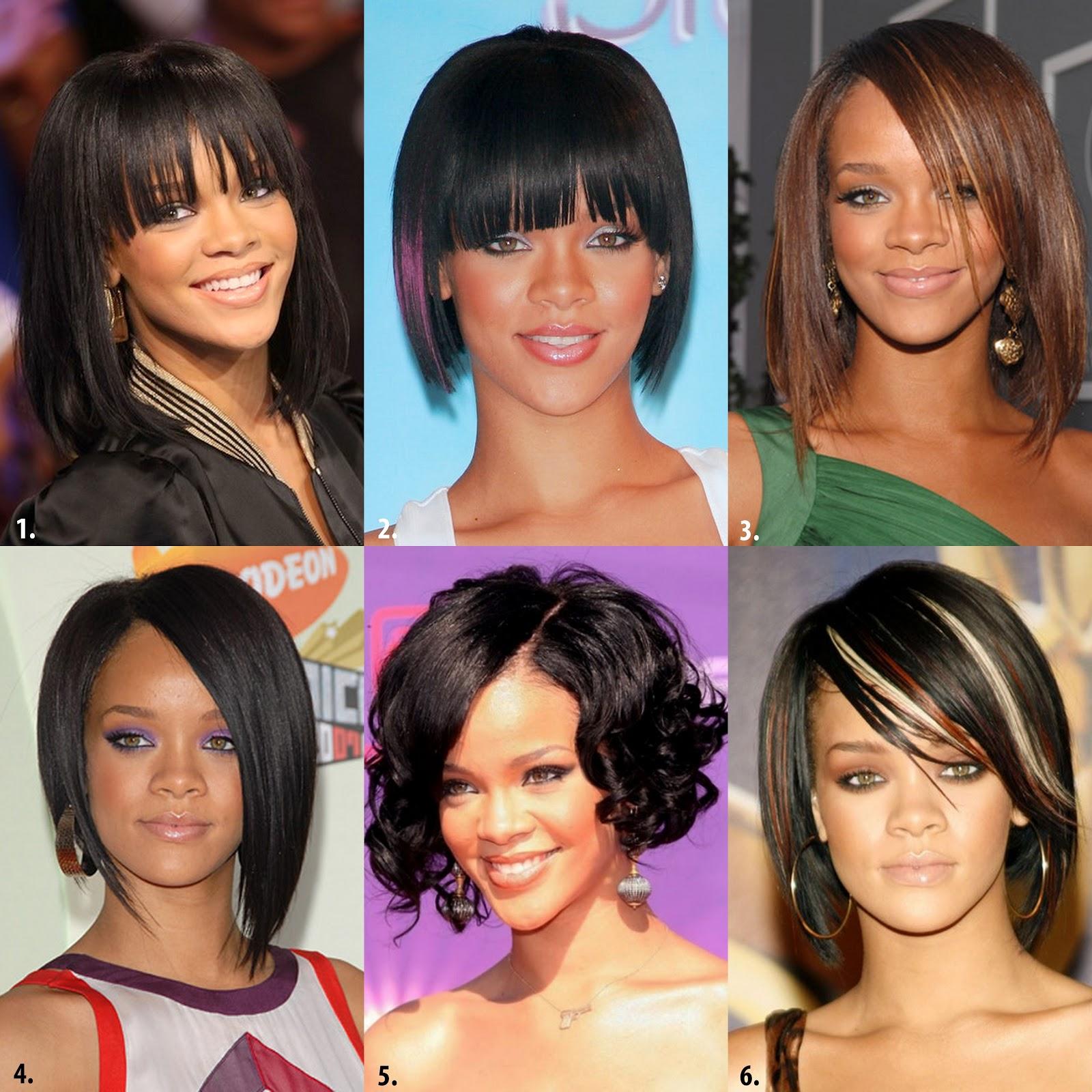 Hair-volution : Rihanna