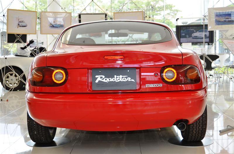 Mazda Miata NA coupe