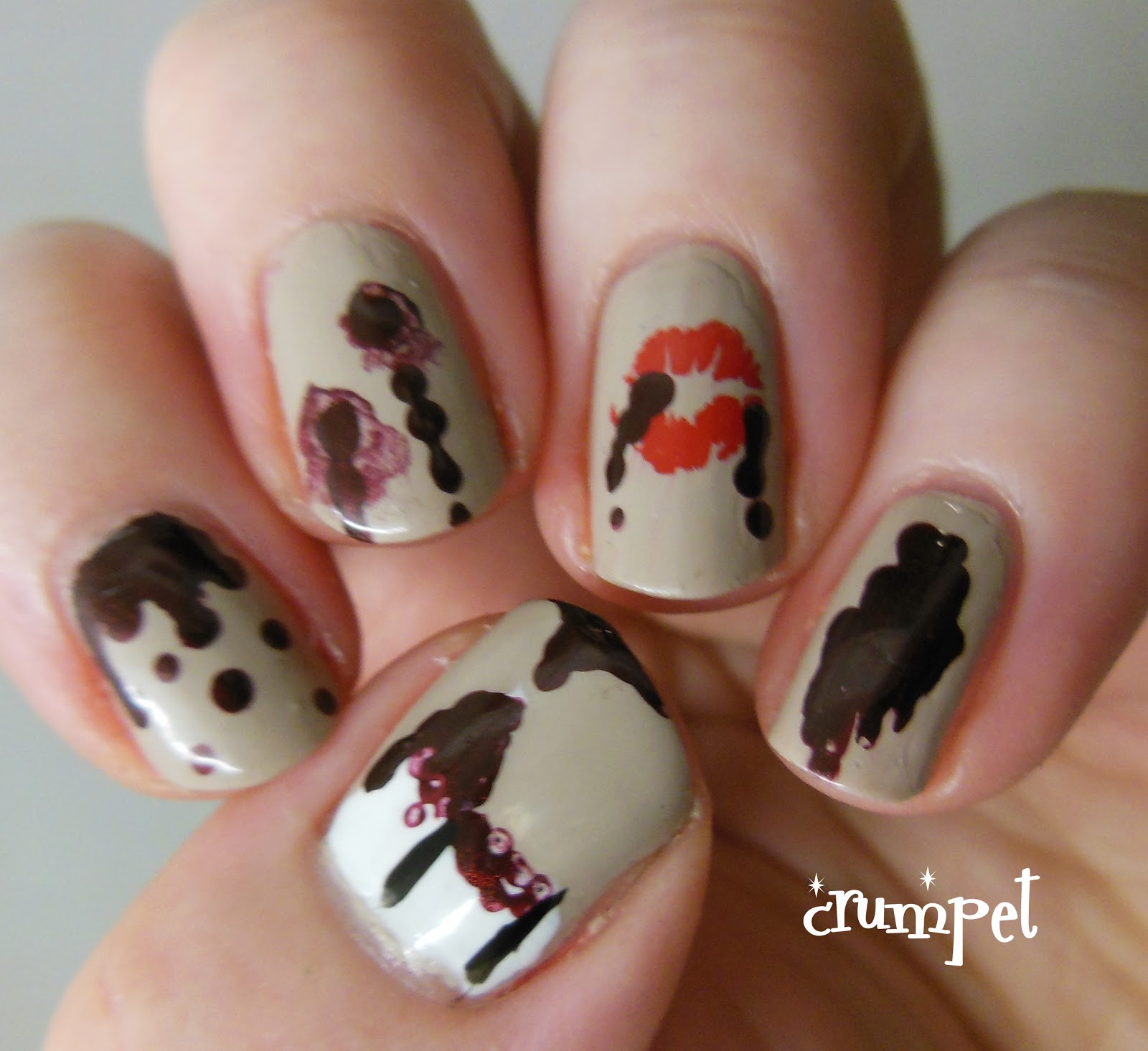 vampire nail art 004 jpg katy perry vampire nail art