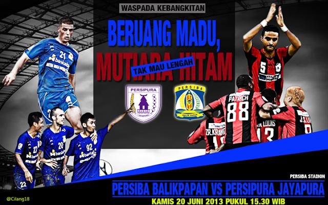 Prediksi Skor (Line-Up) PERSIBA vs PERSIPURA ISL, Kamis 20 Juni 2013