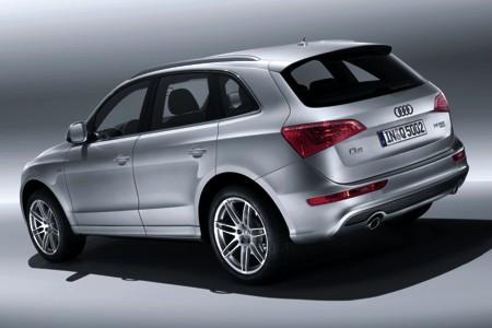 Audi Q5. 2011 Audi Q5