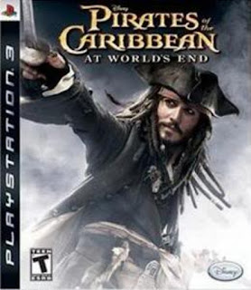 Pirates of the Caribbean At World's End - PS3