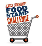 Jewish Community Food Stamp Challenge