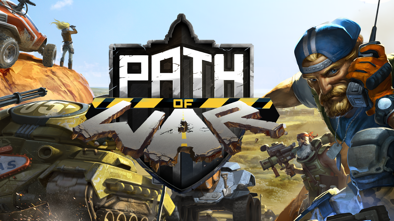 Path of War Gameplay IOS / Android