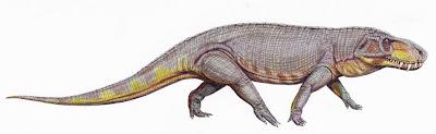 bestias prehistoricas Prestosuchus