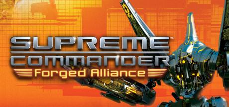 Supreme Commander Forged Alliance Full Tek Link İndir