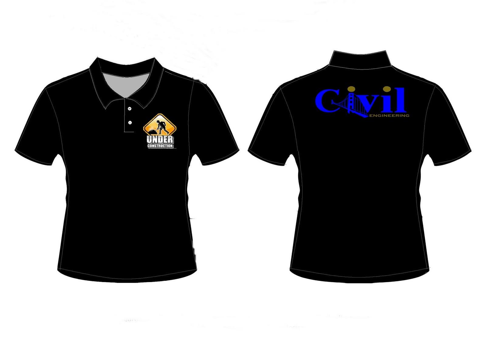 Design t shirt civil engineering - T Shirt Civil Engineering Undefined Undefined Round Neck
