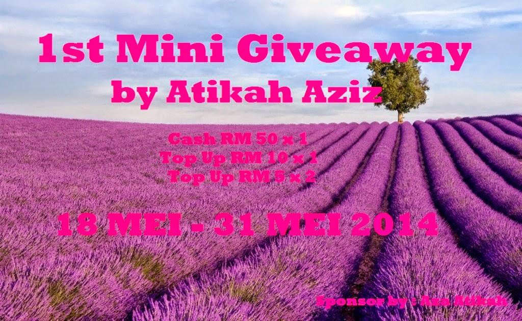 http://seharumlavenda.blogspot.com/2014/05/1st-mini-giveaway-by-atikah-aziz_17.html