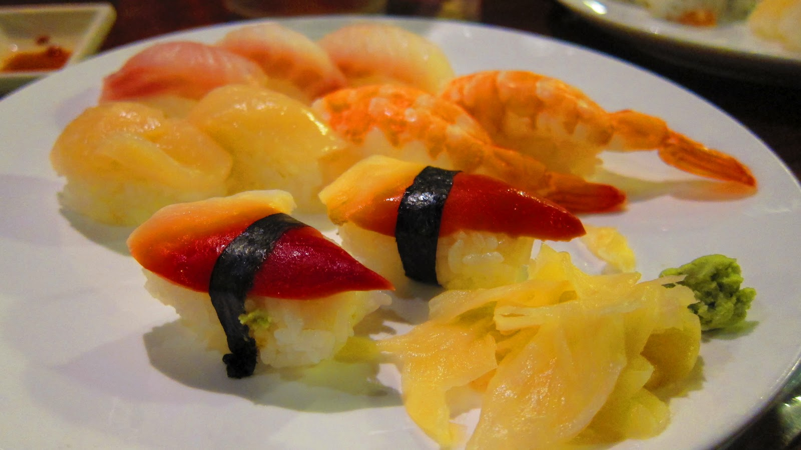 Food mave all you can eat sushi ashiya sushi nyc for Ashiya japanese cuisine