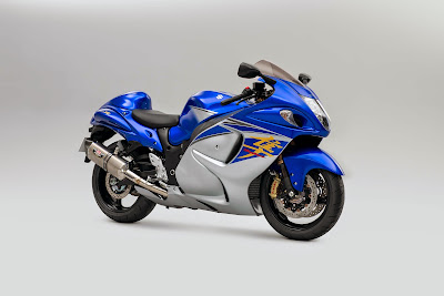 Suzuki Hayabusa Z Limited Edition Superbike