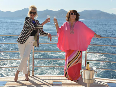 Jennifer Saunders y Joanna Lumley regresan con 'Absolutely fabulous: The movie'