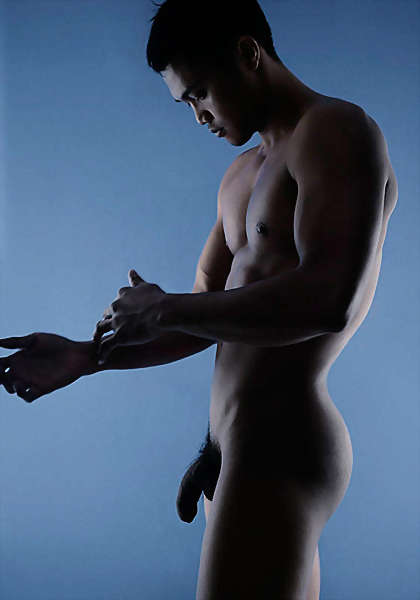 image of nude male fashion