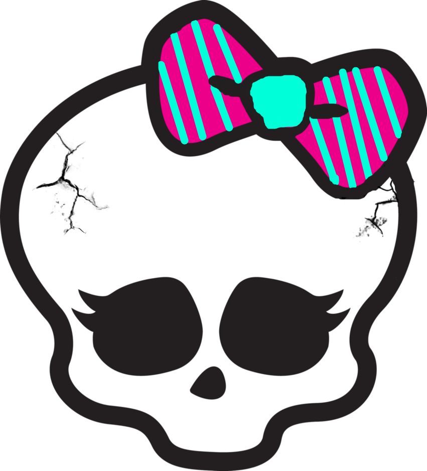 Asustando monster high especial halloween escudo y