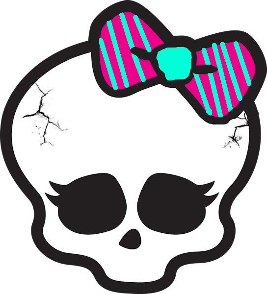 coloring pages monster high skull - photo#20