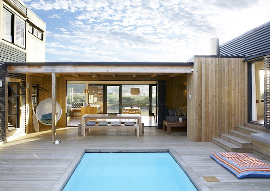 Safari Fusion blog | Outdoor living | Coastal outdoor style Soul Arch Plettenberg Bay, South Africa