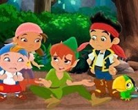 Peter Pan si Piratii Puzzle