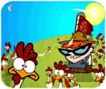 Game Nhốt gà
