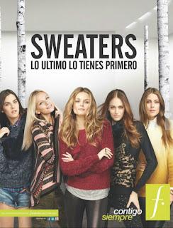 sweater falabella invierno 2013