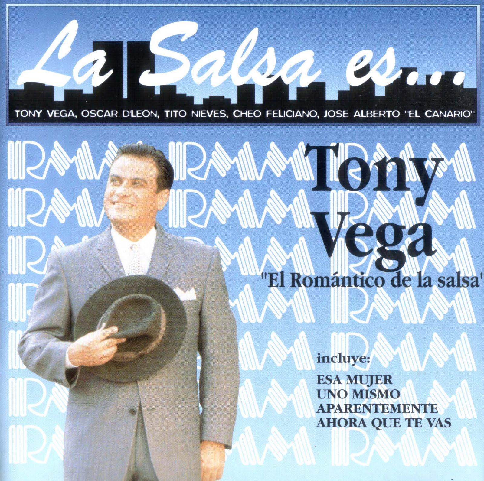 salseroconestilo: Esa Mujer - Tony Vega