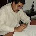 Maduro enviará una carta en inglés al presidente estadounidense Barack Obama