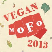 VeganMoFo 2013