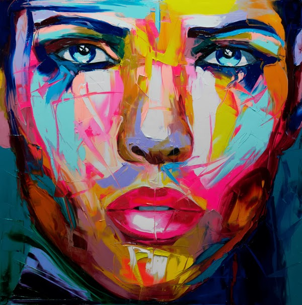 Paintings by nielly francoise for Posters art contemporain