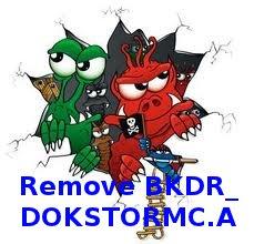 entfernen BKDR_DOKSTORMC.A virus