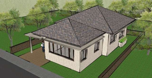 Small House Plan - SHP 1005