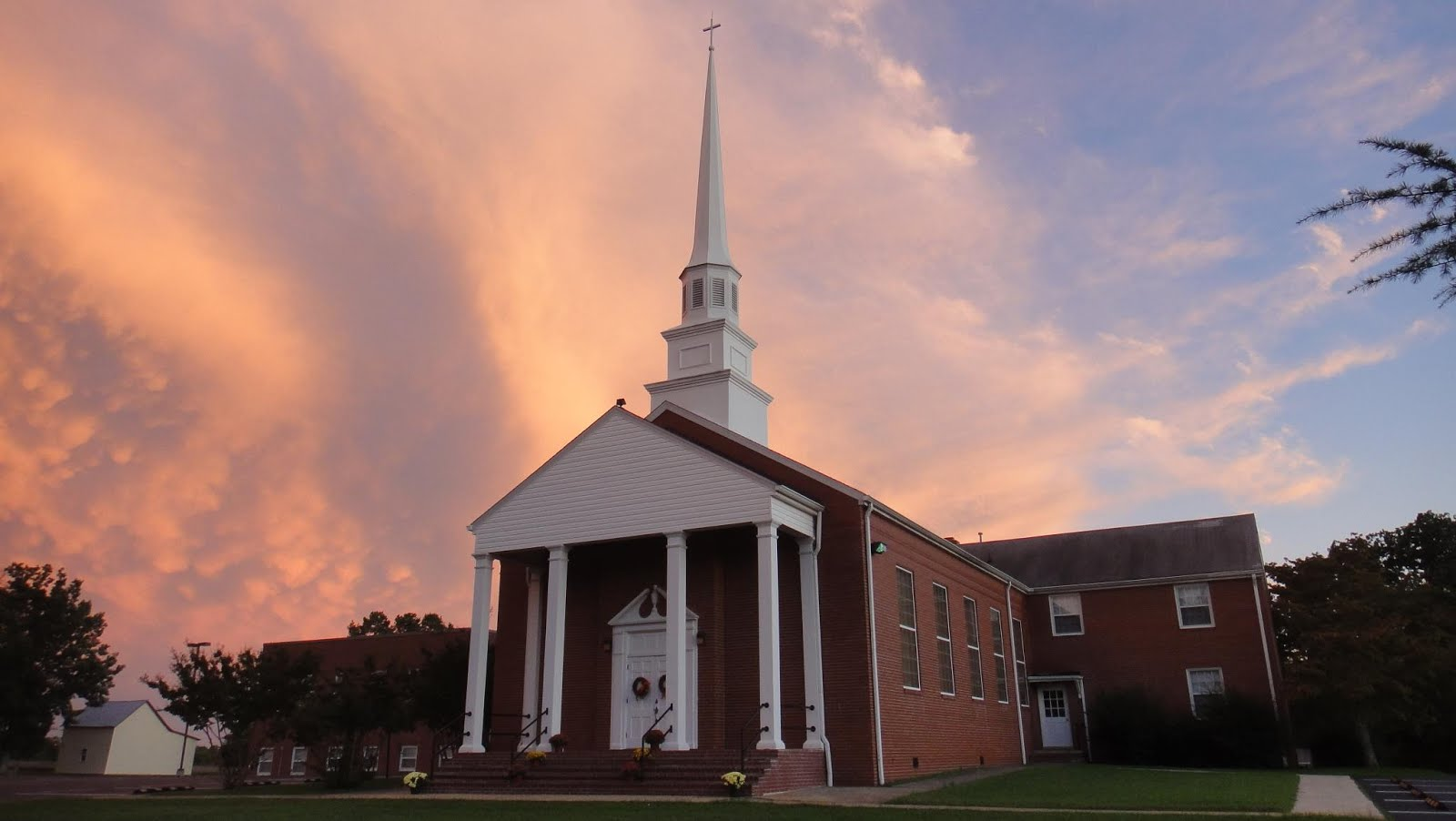Bethel with Cotton Candy Clouds