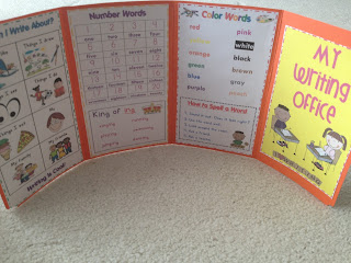 I Have Spruced Up The Mini Writing Office Since Last Summer And Have Now  Made Writing Mini Offices For Advanced Kindergarten, First Grade, Second  Grade And ...