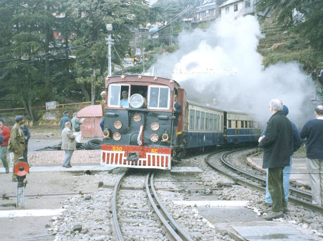 Shimla Hill Stations