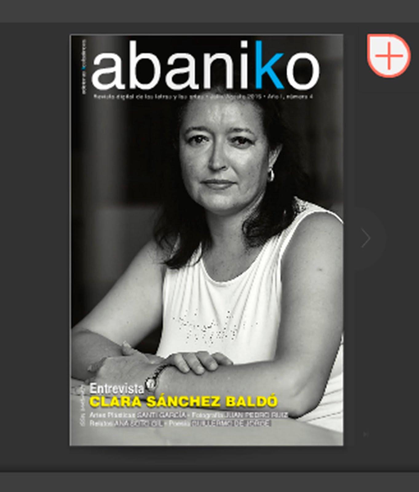 Entrevista a Clara Sánchez Baldó, Presidenta de Gestiona Cultura Murcia