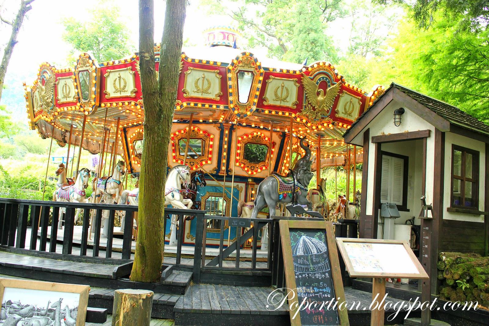 carousel fairytale