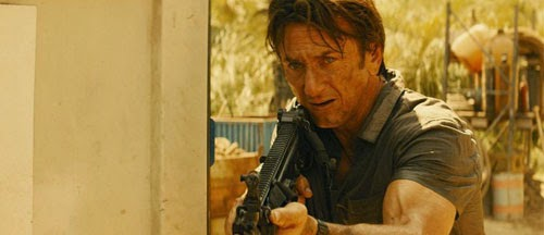 The Gunman Movie Trailer Sean Penn