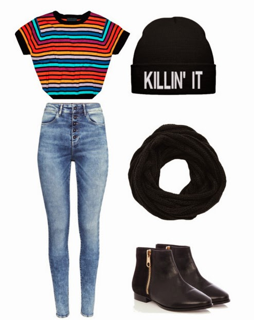 rocker-chic-high-waisted-jeans