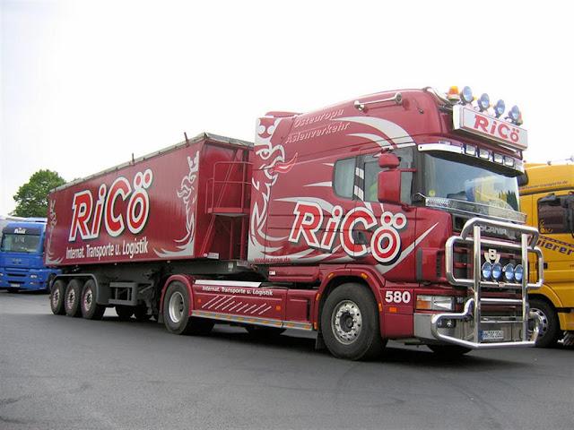 videos+de+camiones+scania+longline+rojo