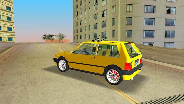 Fiat Uno GTA Vice City