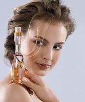 Woman and Perfume
