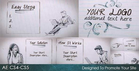 VideoHive Quick Sketch