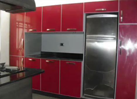 Acabados de cocina en melanina construya f cil - Acabados de cocinas ...