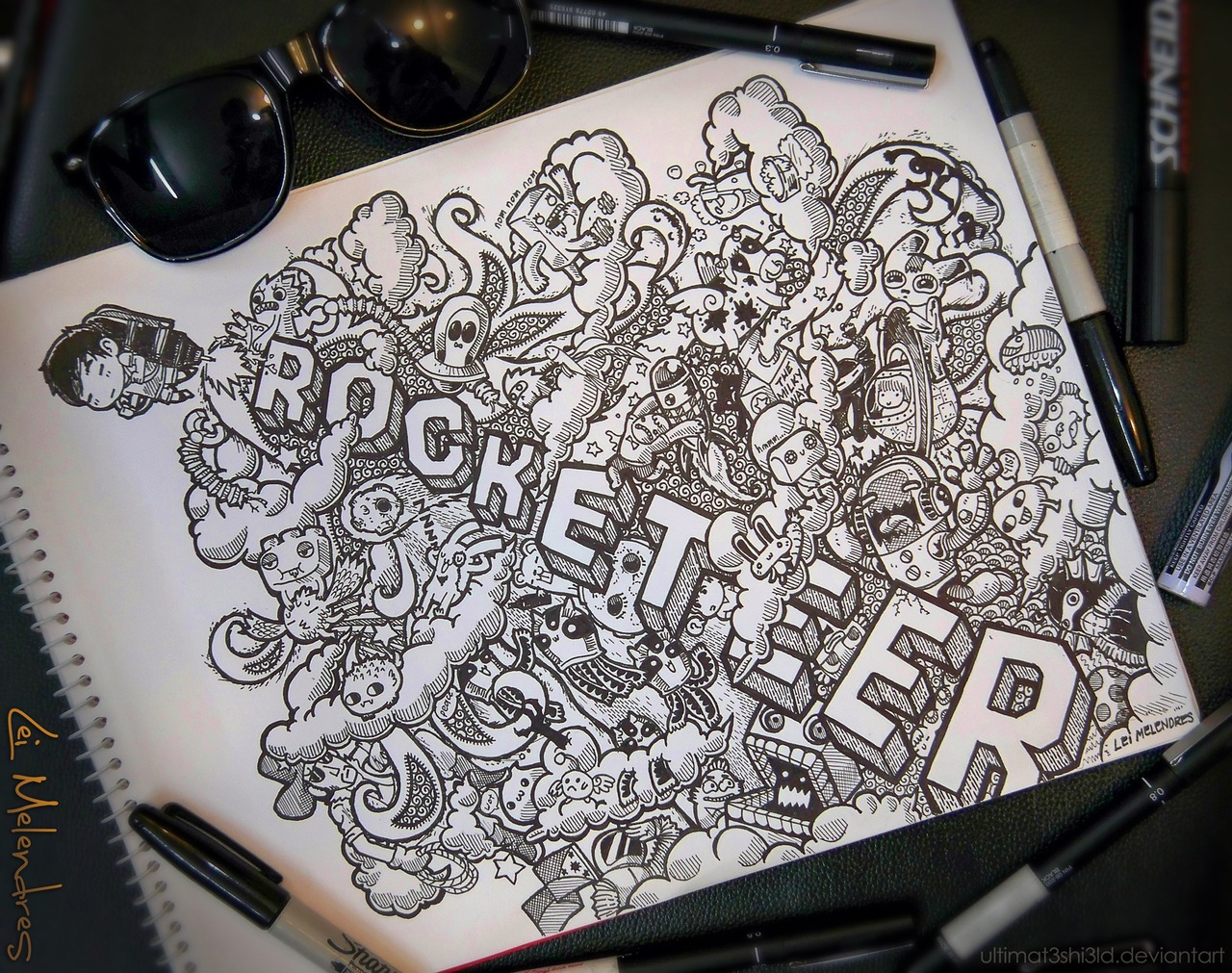 20-Im-a-Rocketeer-Lei-Melendres-Leight-Infinity-Mix-Doodles-www-designstack-co