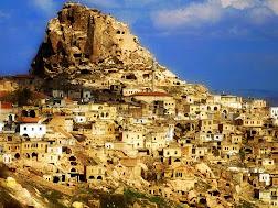 Cappadocia Cave